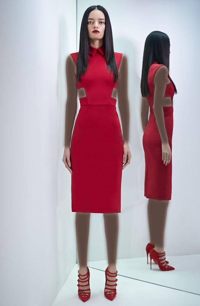 مدل لباس زنانه - پیراهن مجلسی
