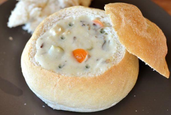 طرز تهیه سوپ خامه