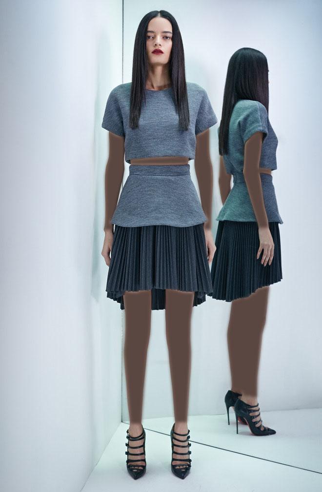 مدل لباس شیک دخترانه - پیراهن مجلسی