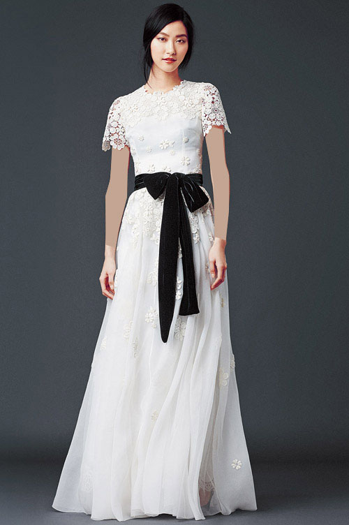 مدل پیراهن مجلسی زنانه - لباس زنانه Dolce And Gabbana