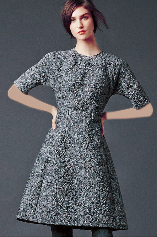 مدل پیراهن دخترانه - لباس زنانه Dolce And Gabbana