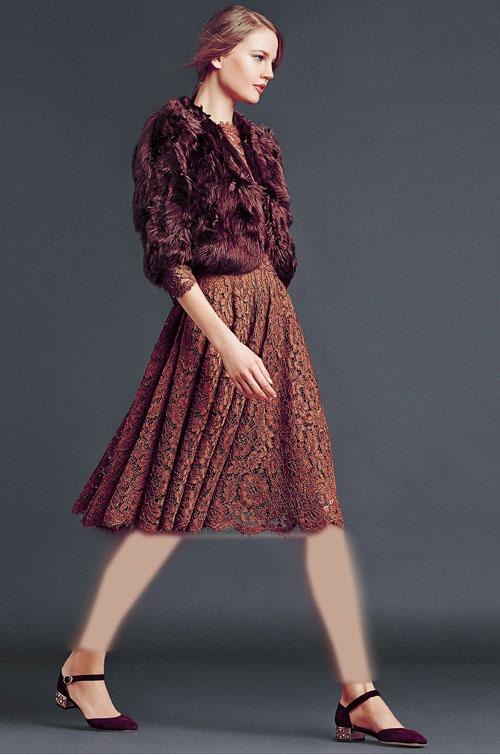 پیراهن - کت زنانه - لباس زنانه Dolce And Gabbana