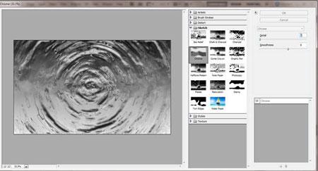 درست کردن امواج آب در فتوشاپ,فیلترها, ترفندها, گرافیک کامپیوتری, روتوش عکس,آموزش طراحی دریا