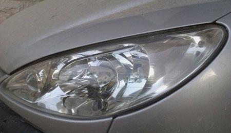 رفع ماتی چراغ خودرو, برطرف کردن خطوط چراغ ماشین