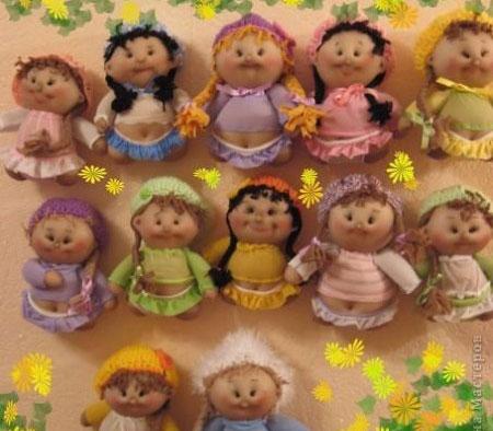 آموزش ساخت عروسک با جوراب نازک, درست کردن عروسک با جوراب