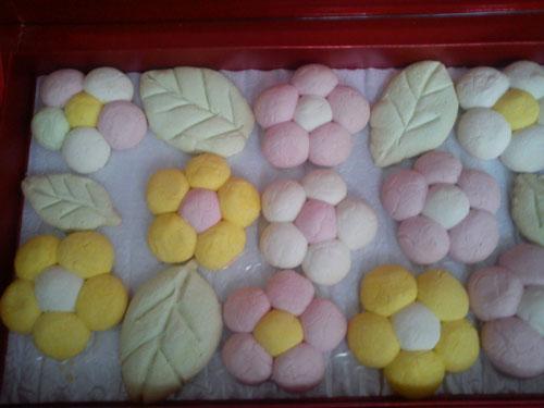 طرز تهیه شیرینی پاپاتیا
