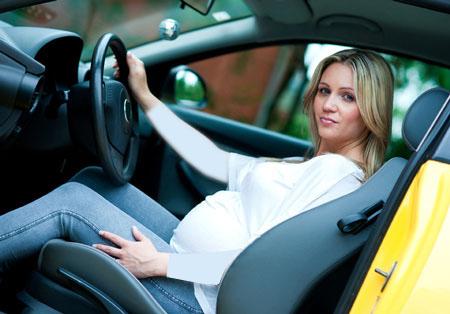 بارداری و زایمان  , توصیه هایی برای مسافرت در بارداری