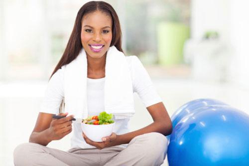 بعد از ورزش چی بخوریم ؟