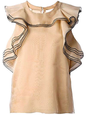 اصول انتخاب لباس برای خانم های کمر باریک
