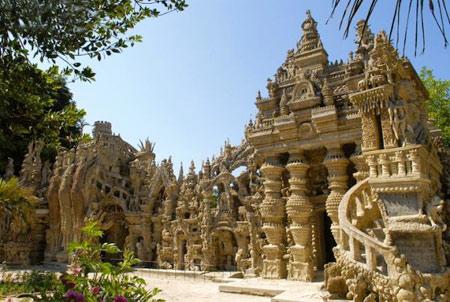 کلیسا - اماکن دیدنی - سنگ ریزه - فرانسه - معماری جالب