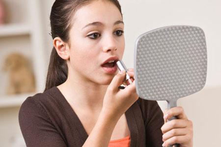 ترفندآرایش دختران جوان - آرایش دختران کم سن و سال