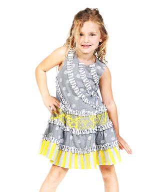 پیراهن بچگانه -  سارافان بچگانه - بلوز شلوار بچگانه - مدل لباس یهاری دخترانه