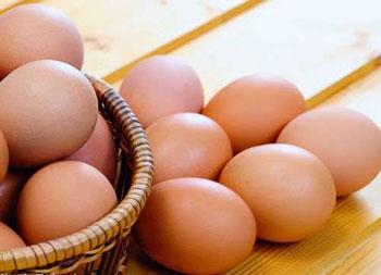 معمای تعداد تخم مرغ های زن روستایی