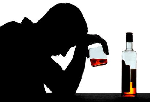 مسائل جنسی و روابط زناشوئی  , اثرات مصرف الکل بر توانایی جنسی مردان