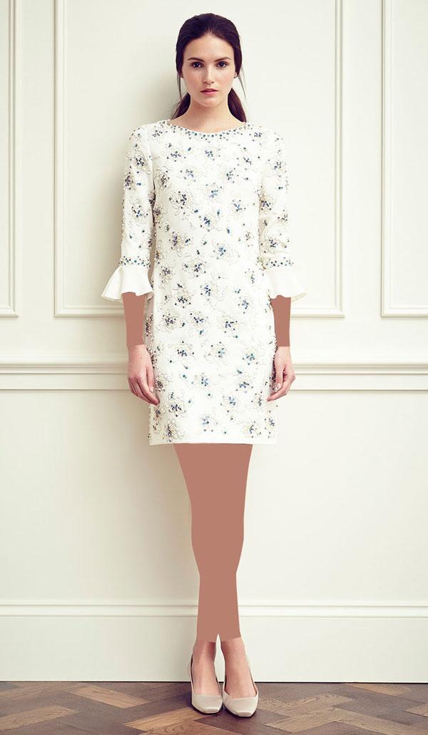 پیراهن مجلسی زنانه - لباس های مجلسی برند Jenny Packham
