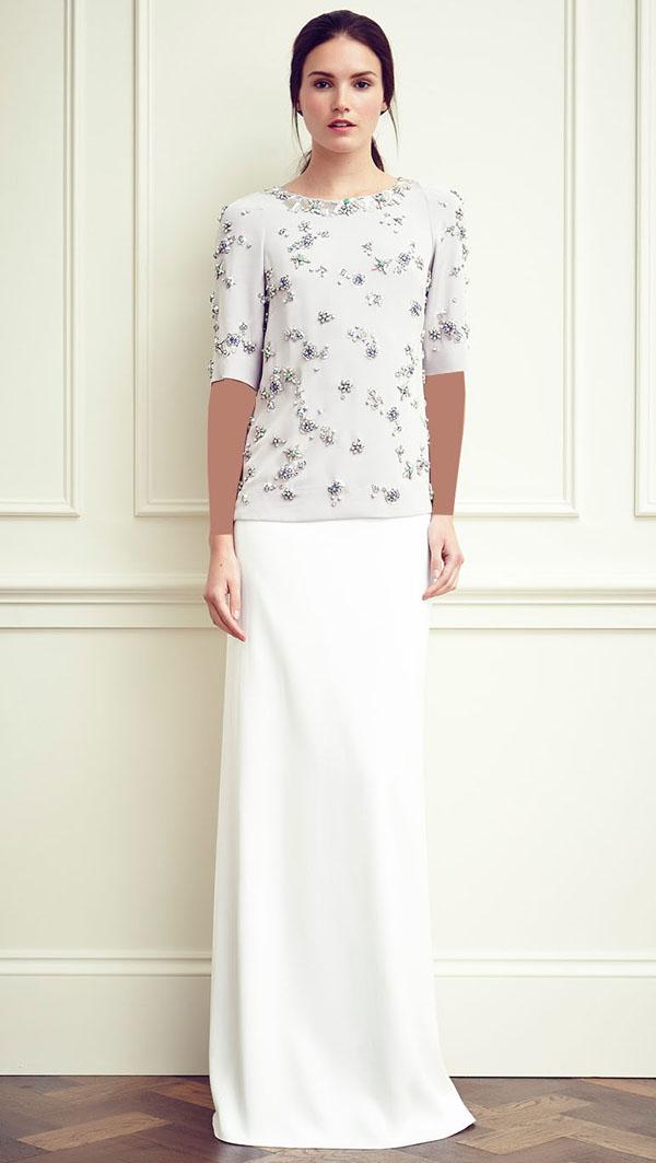 مدل پیراهن مجلسی زنانه