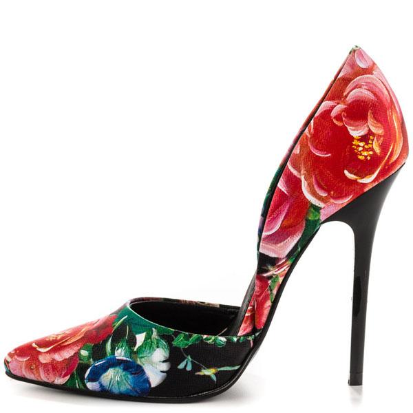 مدل کیف و کفش مدل لباس,کیف,کفش,جواهرات  , مدل کفش مجلسی زنانه 2015 - (2)