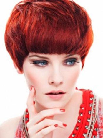 Bold-Hair-Highlights-05مدل مو ,مدل موی کوتاه زنانه, مدل موی فشن زنانه,هایلایت مو , رنگ مو 2015,مدل موی دخترانه-252x336