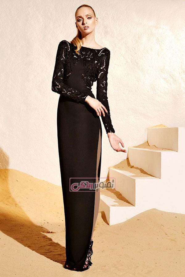 مدل لباس های زهیر مراد 2015 - لباس مجلسی زنانه