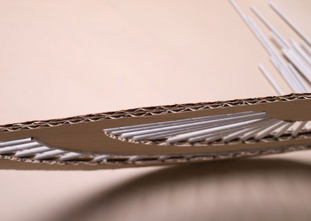 آموزش تصویری درست کردن بادبزن با کاغذ و مقوا