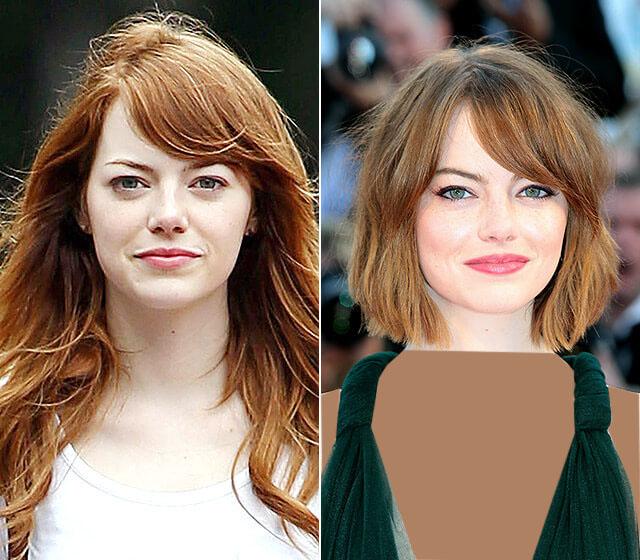 -_تغییر چهره ستاره های هالیوود با آرایش - اثر میکاپ - زنان هالیوود قبل و بعد از آرایش011