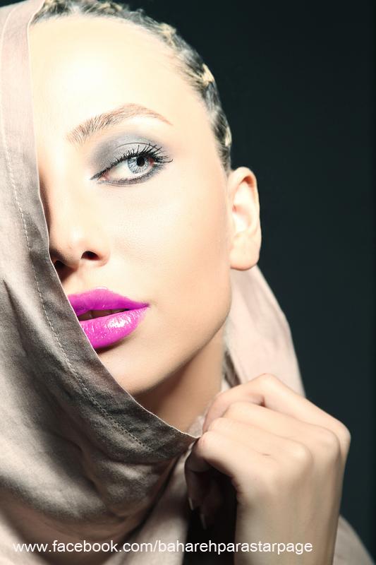 عکس ملانی سوپر مدل ایرانی