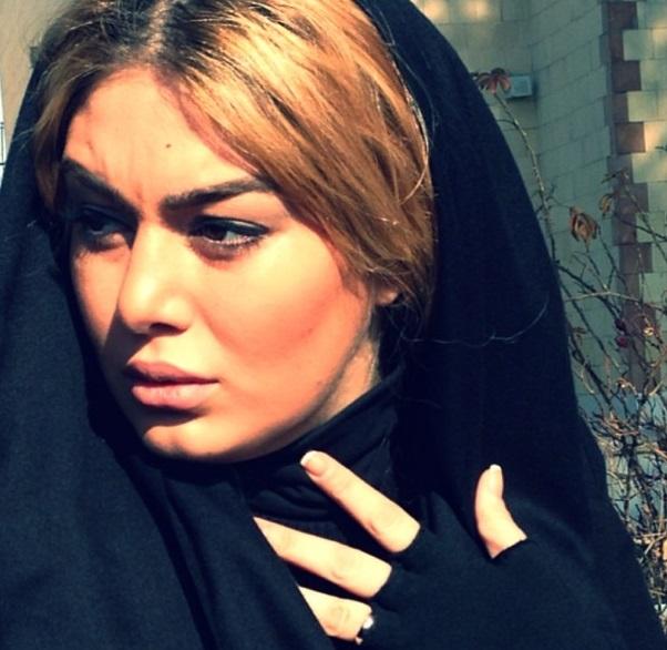 تصاویری از سحرقریشی زیباترین بازیگر زن ایرانی