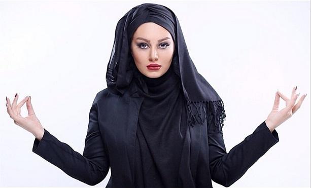 عکس های سحرقریشی زیباترین بازیگر زن ایرانی