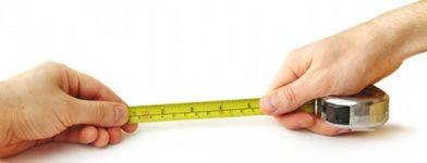 اندازه طبیعی آلت مرد چقدر است؟