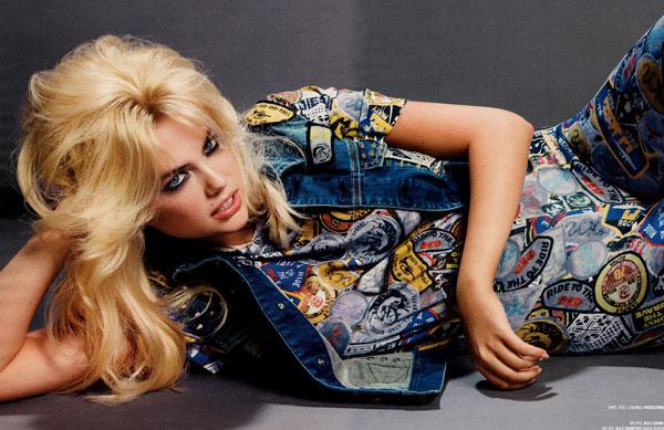 عکس زیباترین زن جهان ,عکس کیت آپتن,Katherine Upton