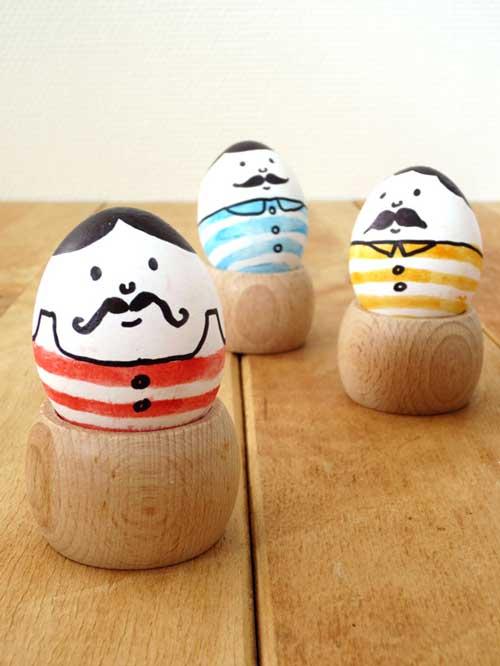 آموزش هنرهای دستی  , تزیین تخم مرغ سفره هفت سین