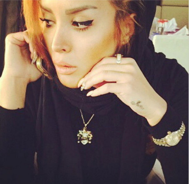 عکس کتایون سپهر منش , مدل های ایرانی , عکس مدل های جذاب , دختران جذاب