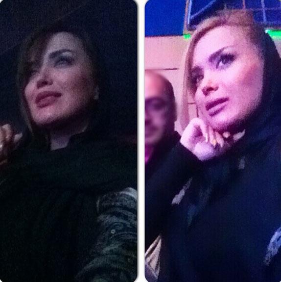 کتایون سپهر منش: مدل جذاب ایرانی