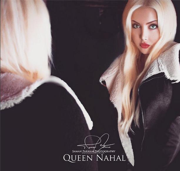 نهال : ملکه زیبایی ایران