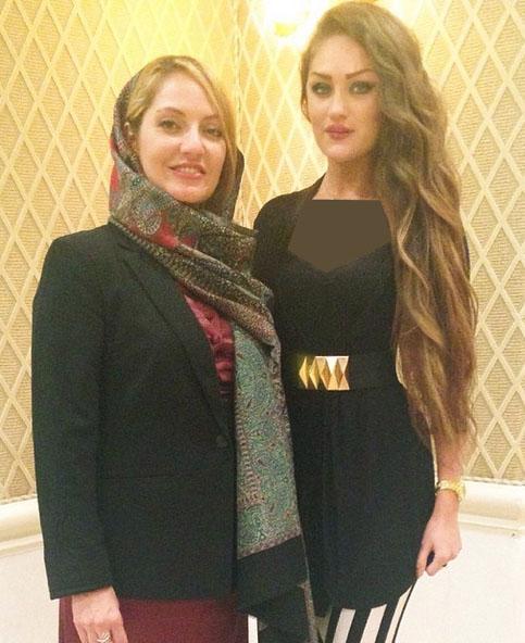 عکس های طلا گل زار مدل ایرانی ساکن امریکا