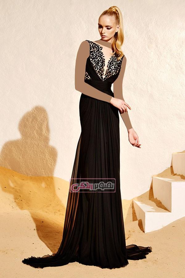 مدل های زیبای لباس زنانه - مدل لباس مجلسی زنانه - زهیر مراد