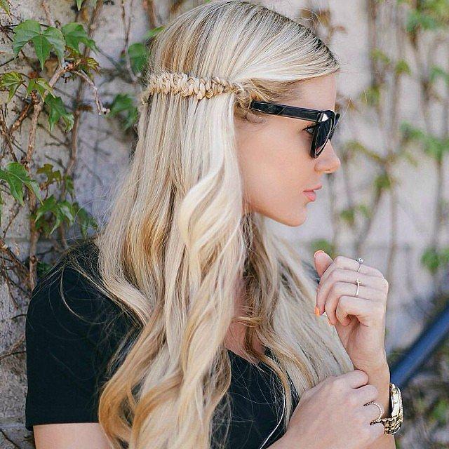 مدل بافت مو - مدل موهای دخترانه - مدل بستن موی بلند