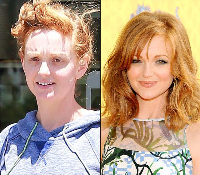 تغییر چهره ستاره های هالیوود با آرایش - اثر میکاپ - زنان هالیوودی قبل و بعد از آرایشتغییر چهره ستاره های هالیوود با آرایش - اثر میکاپ - زنان هالیوودی قبل و بعد از آرایش