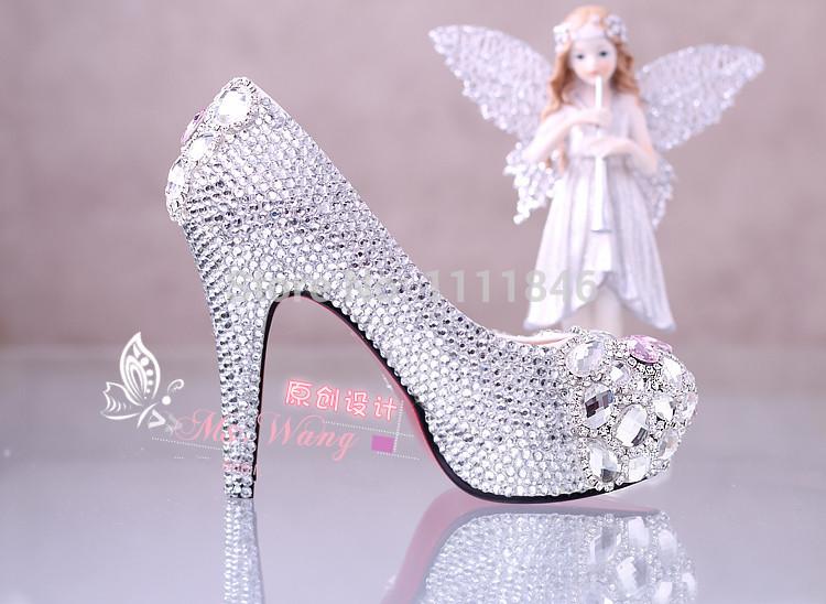 مدل کفش عروس - مدل های جدید کفش عروس 2015