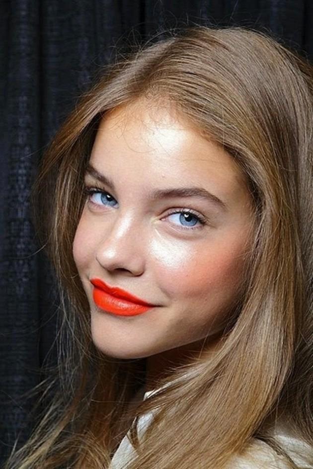 مدل رژلب بهاری ۲۰۱۵ - میکاپ چهره - آرایش صورت