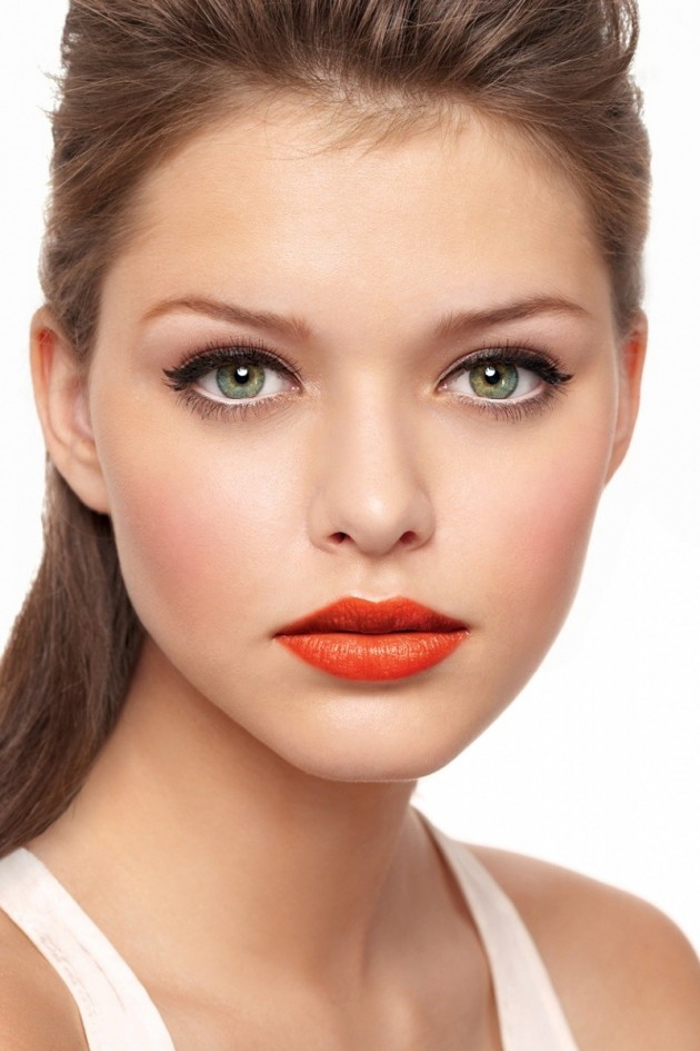 میکاپ چهره - آرایش صورت - رژ لب