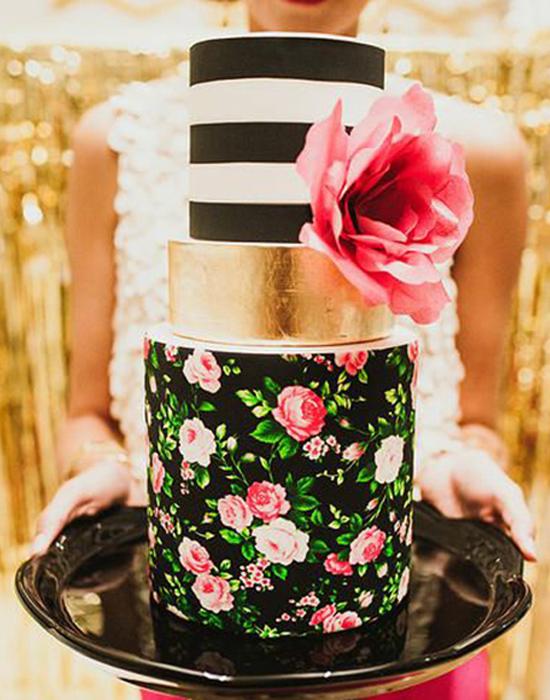 عکس کیک عروسی - مدل های زیبای کیک عروسی