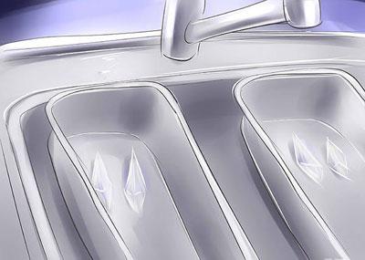 اسرار خانه داری خانه و خانواده  , روش تمیز کردن لوستر کریستالی