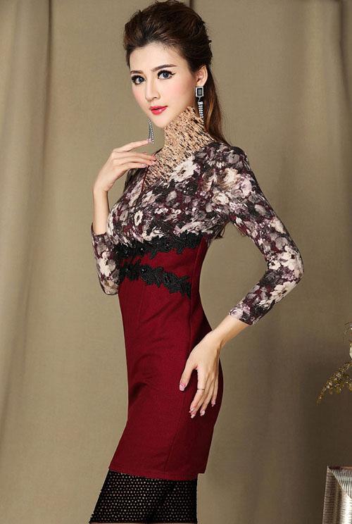 مدل جدید تونیک کره ای 2015 - تونیک دخترانه شیک و مجلسی