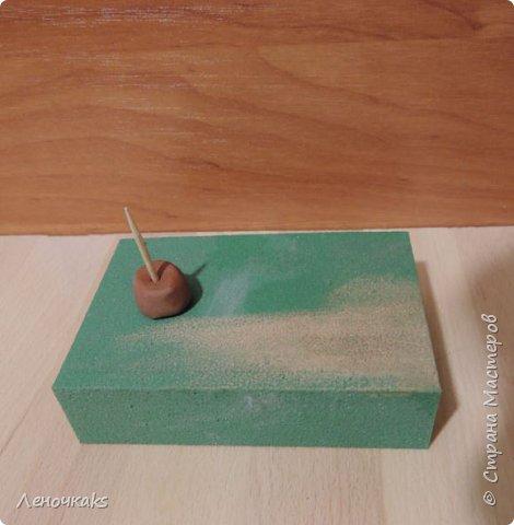 Игрушка Мастер-класс Новый год Валяние фильцевание Мастер-класс козочка Шерсть фото 28