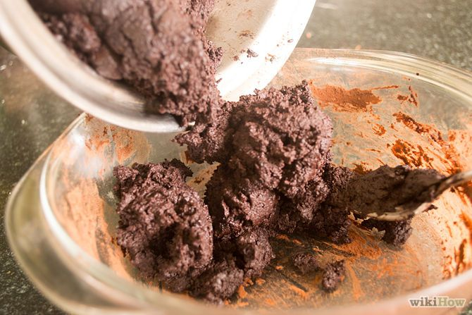 شکلات خانگی(کاکائو یا شکلات تخته ای)