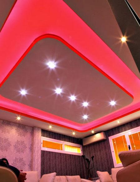 مدل کناف سقف,تزیینات سقف,تصاویری از کناف, مدل های جدیدکناف سقف,سقف کناف