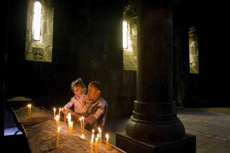 صومعه گغارد,کلیسای گغارد,صومعه گغارد در ارمنستان