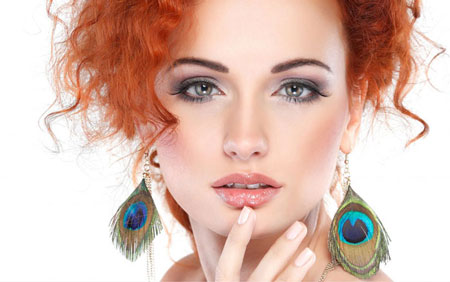 در سال نو زیباتر به نظر برسید, ماسک صورت,پوست صورت,زیباترین آرایش,پوست های خشک,پوست چرب, روشن کننده پوست, ماسک روشن کننده, جذابترین و زیباترین آرایش, مدل مو