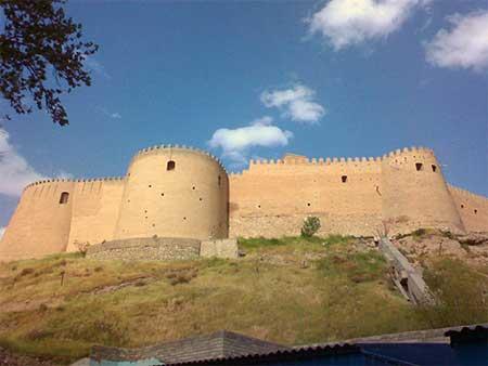 قلعه فلک الافلاک - خرم آباد - لرستان